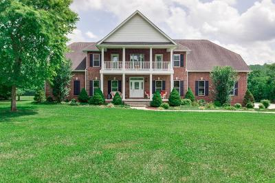 Williamson County Single Family Home Under Contract - Showing: 6637 Bethesda Arno Rd