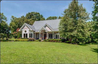 Eagleville Single Family Home For Sale: 896 Floyd Rd