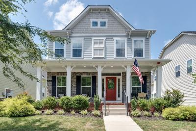 Franklin TN Single Family Home Under Contract - Showing: $419,900