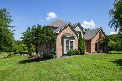 Franklin Single Family Home For Sale: 1497 Greerview Cir