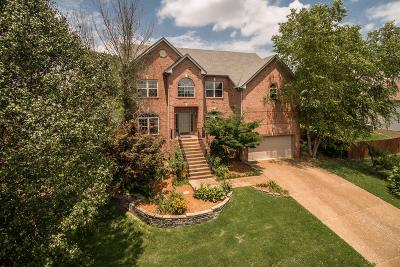 Goodlettsville Single Family Home Under Contract - Not Showing: 132 Rose Garden Ln