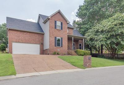 Hendersonville Single Family Home For Sale: 204 Waterview Dr
