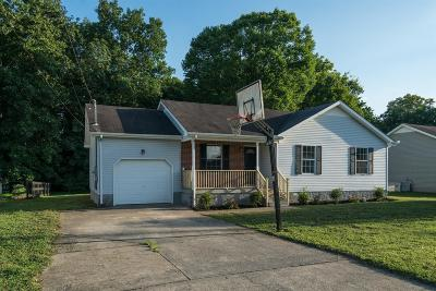 Smyrna Single Family Home Under Contract - Showing: 300 Country Village Dr