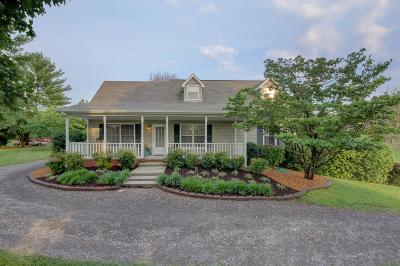 Clarksville Single Family Home For Sale: 705 N Woodson Rd