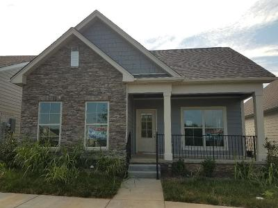 Nolensville Single Family Home Under Contract - Showing: 4234 Dysant Alley