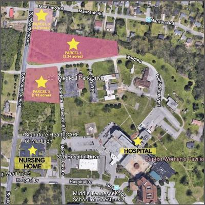 Madison Residential Lots & Land For Sale: 321 Larkin Springs Rd
