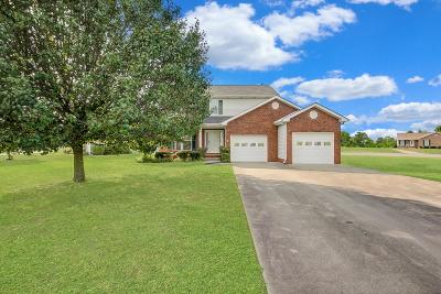 Clarksville Single Family Home Under Contract - Showing: 280 Ballygar Ct