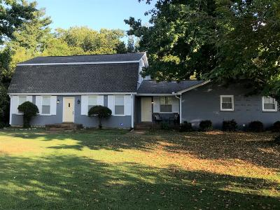 Hermitage Single Family Home For Sale: 4059 Lake Parkway