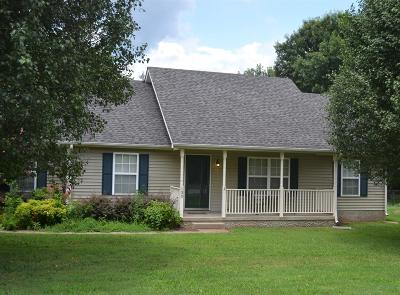 Rutherford County Single Family Home Under Contract - Showing: 130 Ziffell Dr