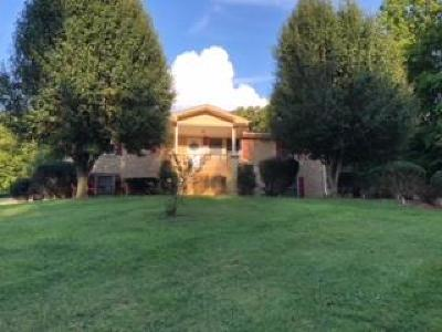 Ashland City Single Family Home Under Contract - Showing: 1019 Cunniff Road