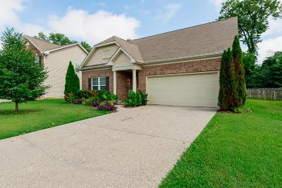 Spring Hill  Single Family Home Under Contract - Showing: 2034 Silverton Cir