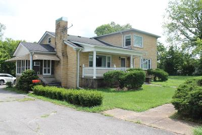 Christian County Single Family Home For Sale: 1528 W Seventh St