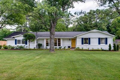 Madison Single Family Home Under Contract - Showing: 213 Freda Villa