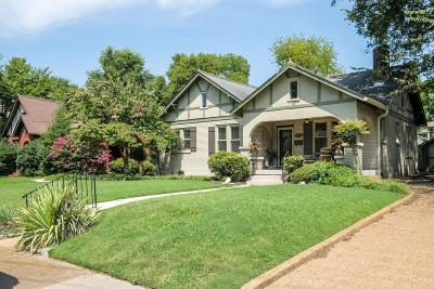 Single Family Home For Sale: 2802 W Linden Ave