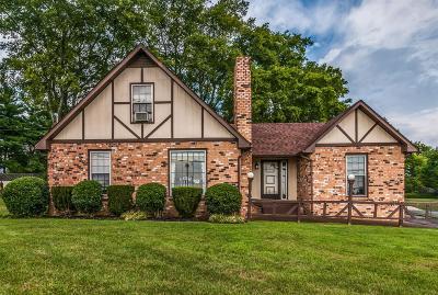 Smyrna Single Family Home For Sale: 526 Almaville Rd