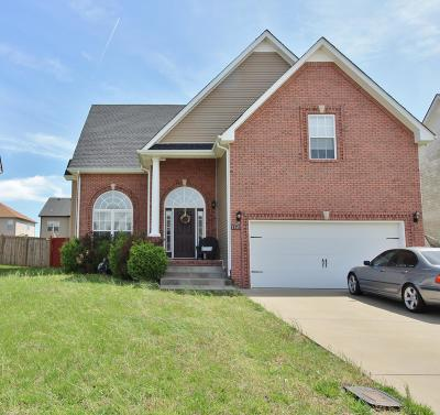 Fields Of Northmeade Single Family Home For Sale: 1341 Chinook Cir
