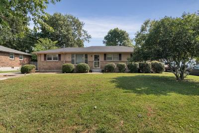 Sumner County Single Family Home For Sale: 119 McBratney Dr
