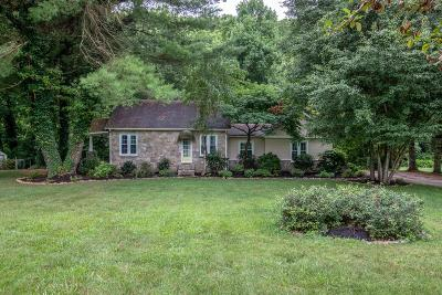 Franklin Single Family Home For Sale: 4047 New Highway 96 West