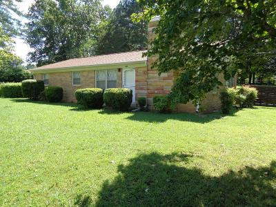 Lawrenceburg Single Family Home For Sale: 402 Bumpus Rd