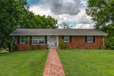 Marshall County Single Family Home For Sale: 1638 Jefferson St