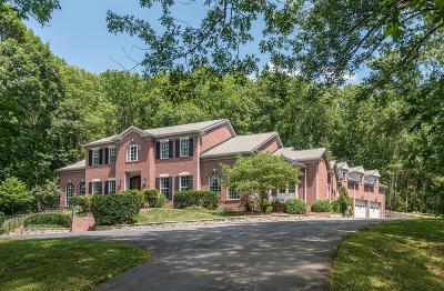 Nashville Single Family Home For Sale: 6016 Hillsboro Pike