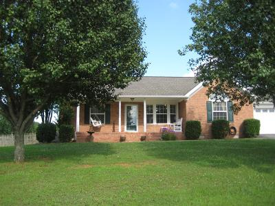 Spring Hill  Single Family Home Under Contract - Showing: 500 J T Ct