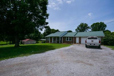 Dickson Single Family Home Under Contract - Showing: 110 Black Rd