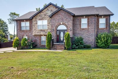 Clarksville Single Family Home For Sale: 1508 Mammy Ln