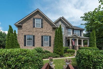 Brentwood Single Family Home Under Contract - Showing: 2036 Valley Brook Dr