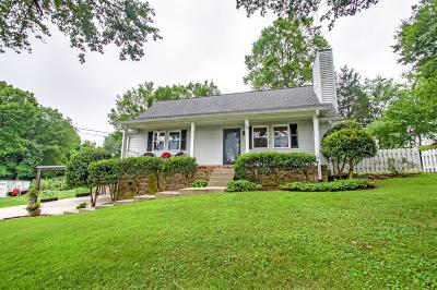 Mount Juliet Single Family Home For Sale: 56 Spring Hill Rd