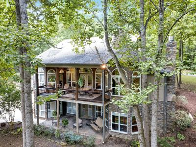 Franklin Single Family Home For Sale: 5579 Wilkins Branch Rd