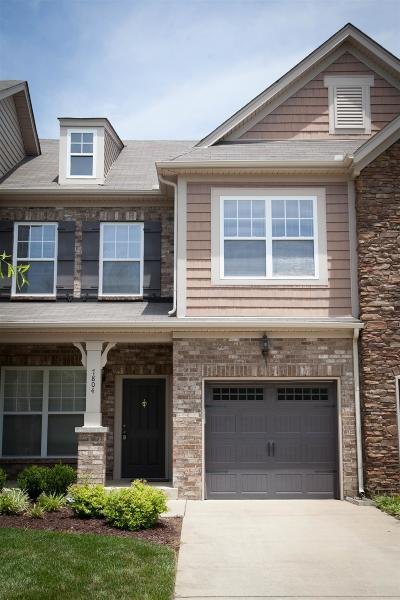 Nolensville Condo/Townhouse Under Contract - Showing: 7804 Kemberton Dr W