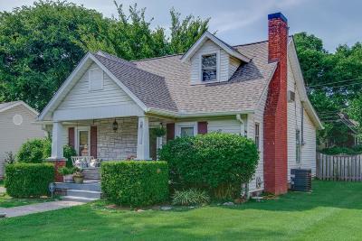 Sylvan Park Single Family Home For Sale: 4604 Idaho Ave