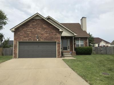 Fields Of Northmeade Single Family Home For Sale: 3465 Southwood Dr