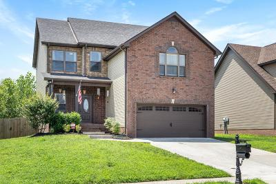 Clarksville Single Family Home For Sale: 1725 Apache Way