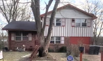 Nashville Single Family Home For Sale: 3109 Greggwood