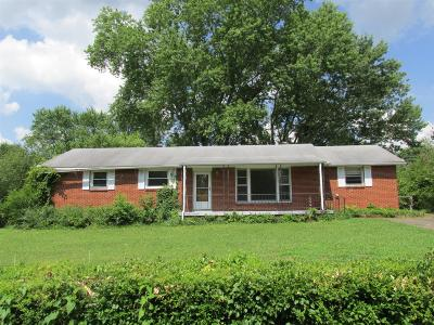 Clarksville Single Family Home For Sale: 17 Strassbourg Rd