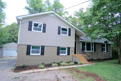 Single Family Home For Sale: 1215 Parkview Ter