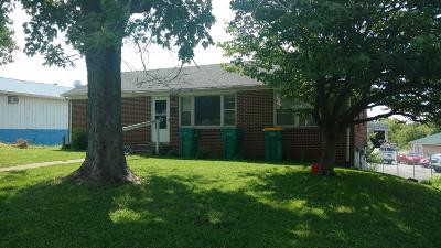 Lewisburg Single Family Home For Sale: 709 2nd Ave N