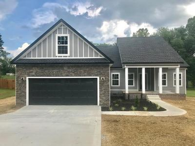 Dickson Single Family Home Under Contract - Showing: 421 Kaiser Road Lot 6