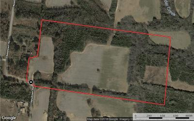 Rutherford County Residential Lots & Land For Sale: 0 Newtown Rd