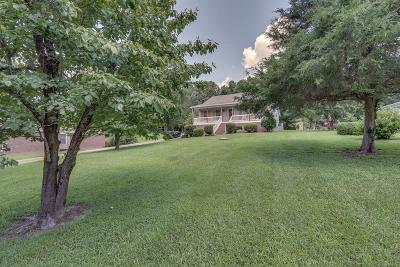 Dickson Single Family Home For Sale: 182 Hickory Hollow Dr