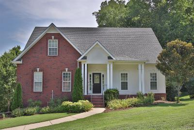 Nolensville Single Family Home For Sale: 1253 Ben Hill Blvd