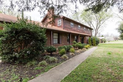 Hermitage Single Family Home For Sale: 4124 Andrew Jackson Pkwy