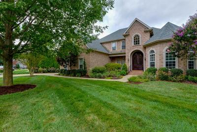 Single Family Home For Sale: 5514 Cavendish Dr