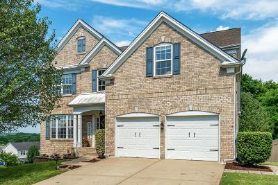 Mount Juliet TN Single Family Home Under Contract - Showing: $399,990