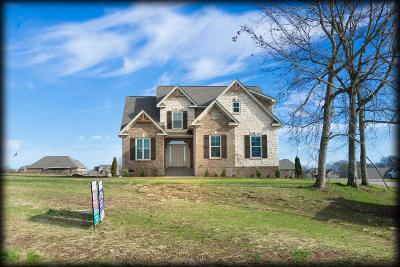Single Family Home For Sale: 3009 Cross Gate Ln - Lot 37