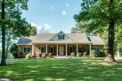 Williamson County Single Family Home For Sale: 7760 Smith Rd