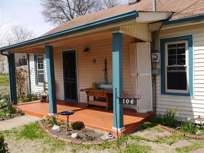 Franklin Single Family Home For Sale: 106 Buford St