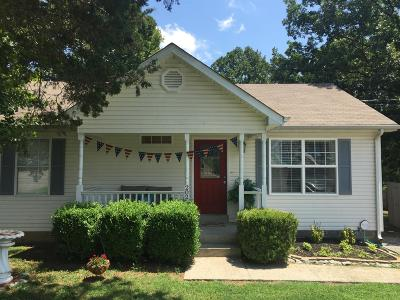 Lavergne Single Family Home Under Contract - Showing: 202 N Natchez Court